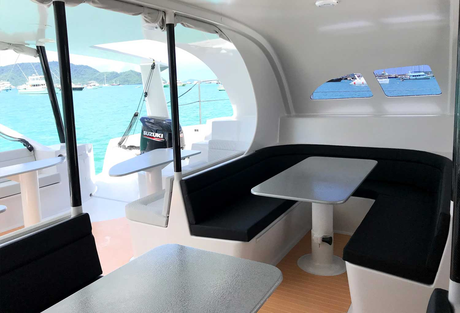 private catamaran phuket